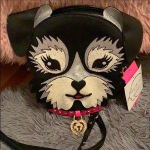Betsey Johnson dog purse 🐾💕